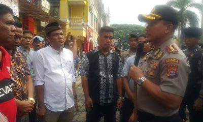 Kapolresta Tangerang Minta Karoke Keluarga Locus ditutup
