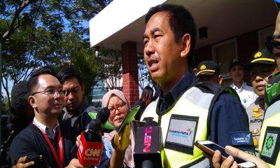 Direktur Utama PT Angkasa Pura II, M. Awalludin