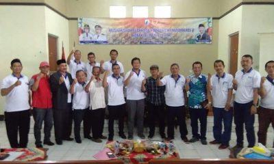Yosef M Holis Jabat Ketua KONI Kabupaten Lebak Periode 2018-2022