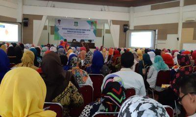 Workshop Peningkatan Kompetensi Pendidik Satuan Pendidikan Anak Usia Dini