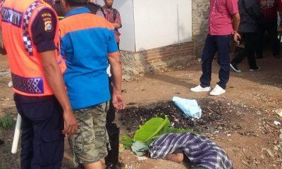 Tragis, Bocah SD di Sumur Pecung Tewas Terseret Kereta Merak-Rangkasbitung