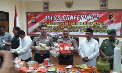 Transaksi Narkotika di Bintaro Exchange Mall Jadi Pengungkapan Terbesar di Banten