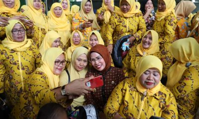 Pemkab Serang Berikan Bantuan untuk Ribuan Kader KB