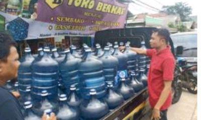 Dioplos di Warunggunung Lebak, Pemasok Aqua Palsu di Majasari Dicokok Satreskrim Polres Pandeglang