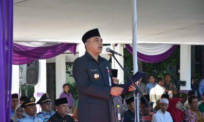 Bupati Tangerang pimpin Upacara Hari Kesadaran Nasional