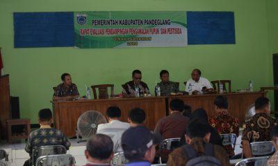 evaluasi pendampingan dan penyaluran pupuk dan pestisida Komisi Pengawasan Pupuk Pestisida Kabupaten Pandeglang