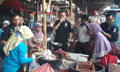 Makanan Mengandung Formalin dan Pestisida Ditemukan di Pasar Anyar