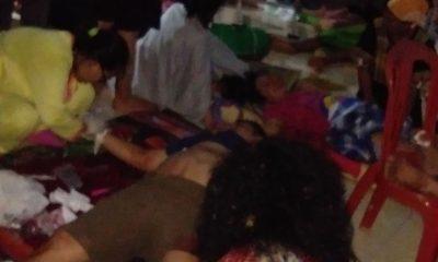 Tujuh Pengunjung Tewas, 40 Lainnya Luka Akibat Gelombang Tinggi di Tanjung Lesung