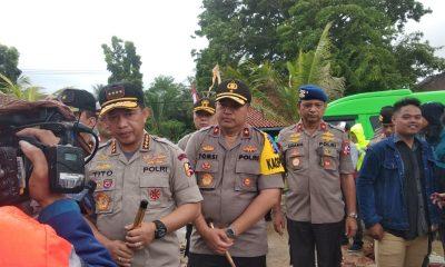 Kapolri Jenderal Pol. Tito Karnavian di Carita