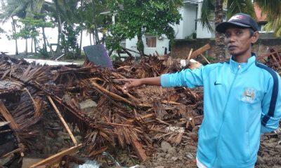 Satu Jam Sebelum Tsunami Warga Sambolo Pandeglang Dengar Dua Kali Suara Mengerikan, Ini Sumbernya