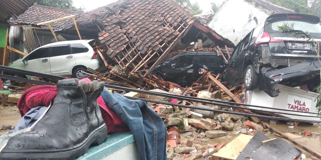 Hasil Riset ITB Sebut Ada Potensi Tsunami Setinggi 20 Meter Menyapu Enam Kecamatan di Lebak, Pemkab Diminta Lakukan Ini