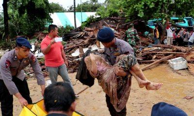 Kerahkan Pejabat Utama Polda Banten ke Lokasi Terdampak Tsunami, Tomsi Tohir Pimpin Evakuasi Korban