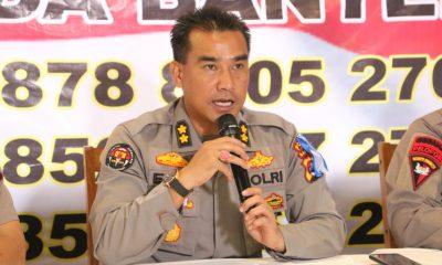 Kabid Humas Polda Banten AKBP Edy Sumardi