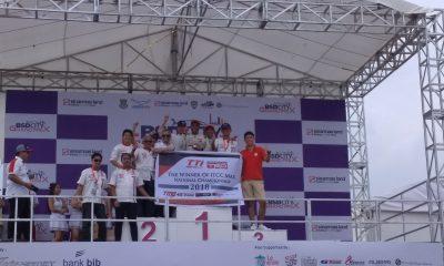 Toyota Team Indonesia Jadi Juara Nasional BSD City Grand Prix 2018