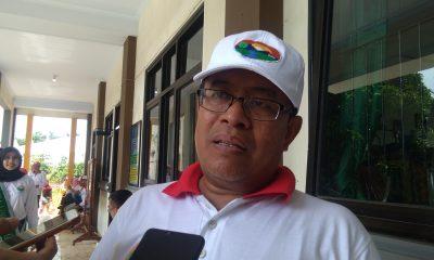Kepala Balai TNUK Mamat Rahmat