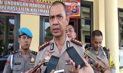 Wakapolda Banten Kombes Pol Tomex Kurniawan