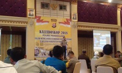 Kaleidoskop Polres Pandeglang 2018