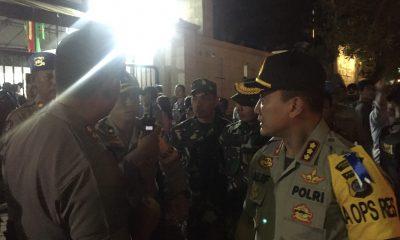 Pantau Pengamanan di Gereja Santa Odelia, Sabilul Alif Yakinkan Jemaat Perayaan Natal Aman