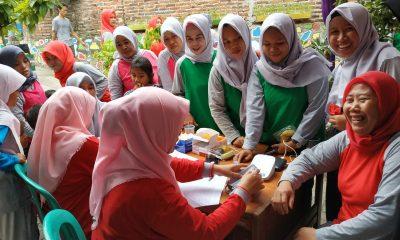Menutup Program SDP Tahun 2018, PT SUJ Gelar Penyuluhan Kesehatan dan Sosialisasi Gerakan Makan Buah dan Sayur