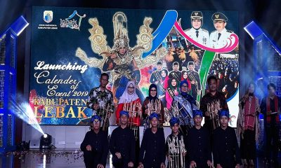 Pemkab Lebak Launching Calendar of Event