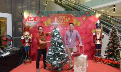 ACE Hardare Indonesia Hadirkan World of Holiday Wishes