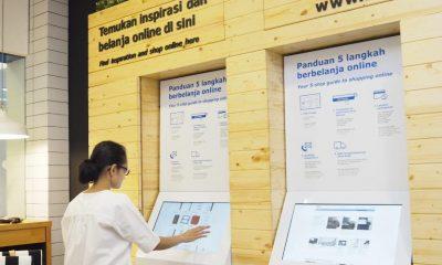 Harbolnas 2018, IKEA Indonesia Berikan Gratis Ongkir
