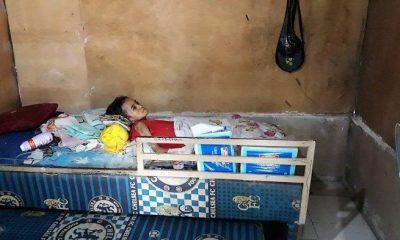 Lima Tahun Diserang Virus Aneh, Warga Miskin di Tangsel Hanya Terbaring di Dalam Rumah Triplek