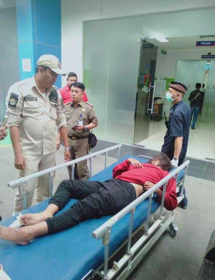 Perempuan Asal Tambora Jakarta Diduga Korban Perampokan Sudah Tiga Hari Pingsan di Ruko Pasar Baru