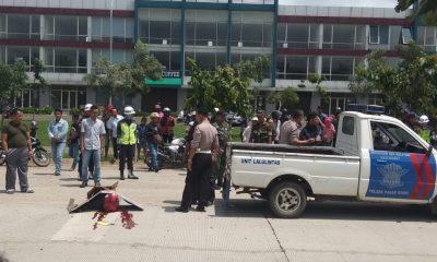 Kecelakaan di Survana Sutera