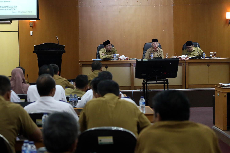 Biro Administrasi Rumah Tangga Pimpinan Sekretariat Daerah Pemerintah Provinsi Banten