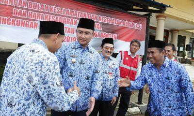 Pemprov Banten Bangun 700 Rumah bagi Korban Tsunami