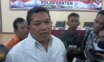 Dirkrimsus Polda Banten Kombes Pol. Abdul Karim
