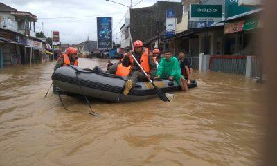 Polda Banten Data Dampak Banjir Awal Tahun di Pandeglang, Lebih 1.014 Rumah Terendam