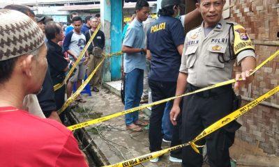 Pasangan suami istri tewas di kamar kontrakannya di Tegal Pakuhaji Balaraja