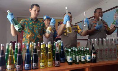 Jual Miras Ilegal di Kota Serang Izin Resto Starqueen Langsung dari Pemerintah Pusat