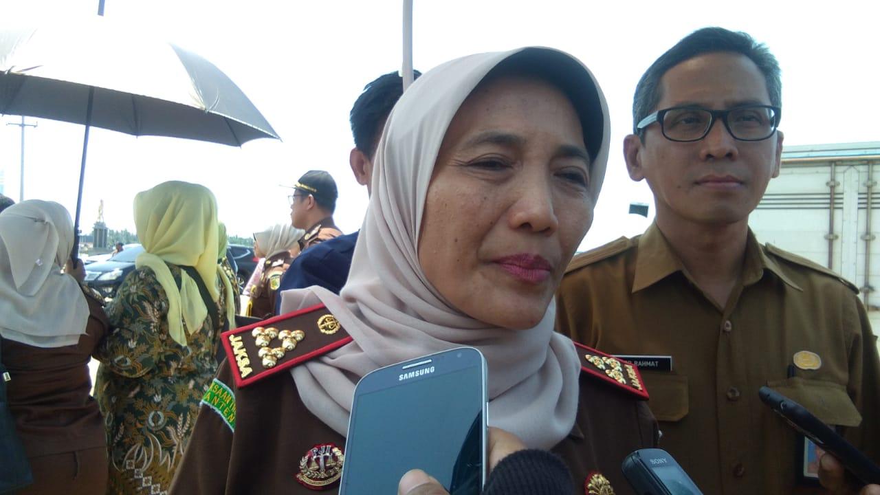 Kepala Kejari Pandeglang Nina Kartini