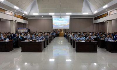 Gelar Rakorbid, Bappeda Kabupaten Lebak Berharap Dokumen RPJMD dan RKPD Tersusun Baik