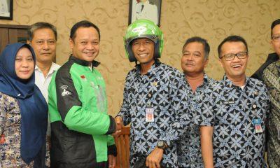 Go-Jek Sowan ke Pemkab, Sebut Sudah Ada 80 Driver di Lebak