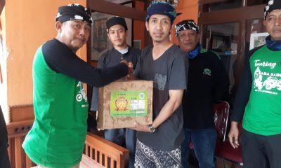 RAPI 3003 Lebak - Banten Sumbang Bantuan untuk Korban Longsor Sinarresmi
