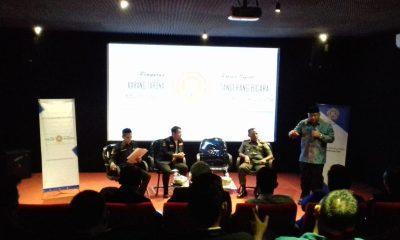diskusi bertajuk Tangerang Bicara Upaya Membumikan Civic Virtue