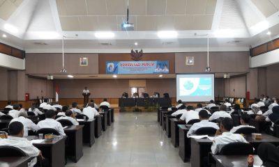 Sempurnakan RKPD Tahun 2020, Bappeda Lebak Gelar Konsultasi Publik