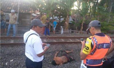 Terlilit Utang, Warga Miskin di Kasemen Serang Tabrakan Diri ke Kereta Barang