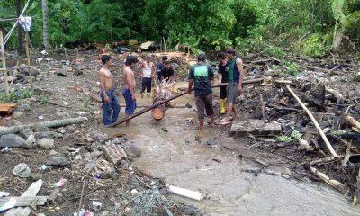 Pendekar Nusantara Peduli Bangun Monumen dan Musala di Lokasi Eks Tsunami Selat Sunda