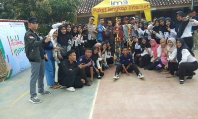 SMK Negeri 2 Rangkasbitung Sabet Juara Umum Lomba PKS Tingkat Kabupaten Lebak
