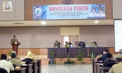 RPJMD Kabupaten Lebak Tahun 2019-2024Diuji Publik