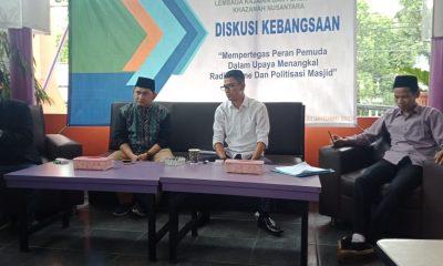 Diskusi Kebangsaan di Kota Serang