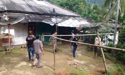 Puluhan KK di Gunungwangun Ikut Mitigasi Bencana RAPI 300301 Cimadur - Lebak