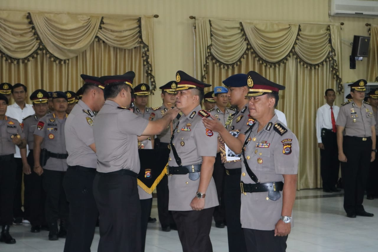 Kombes Pol. Rudi Hananto Jabat Dirreskrimsus Polda Banten Gantikan Kombes Pol. Abdul Karim