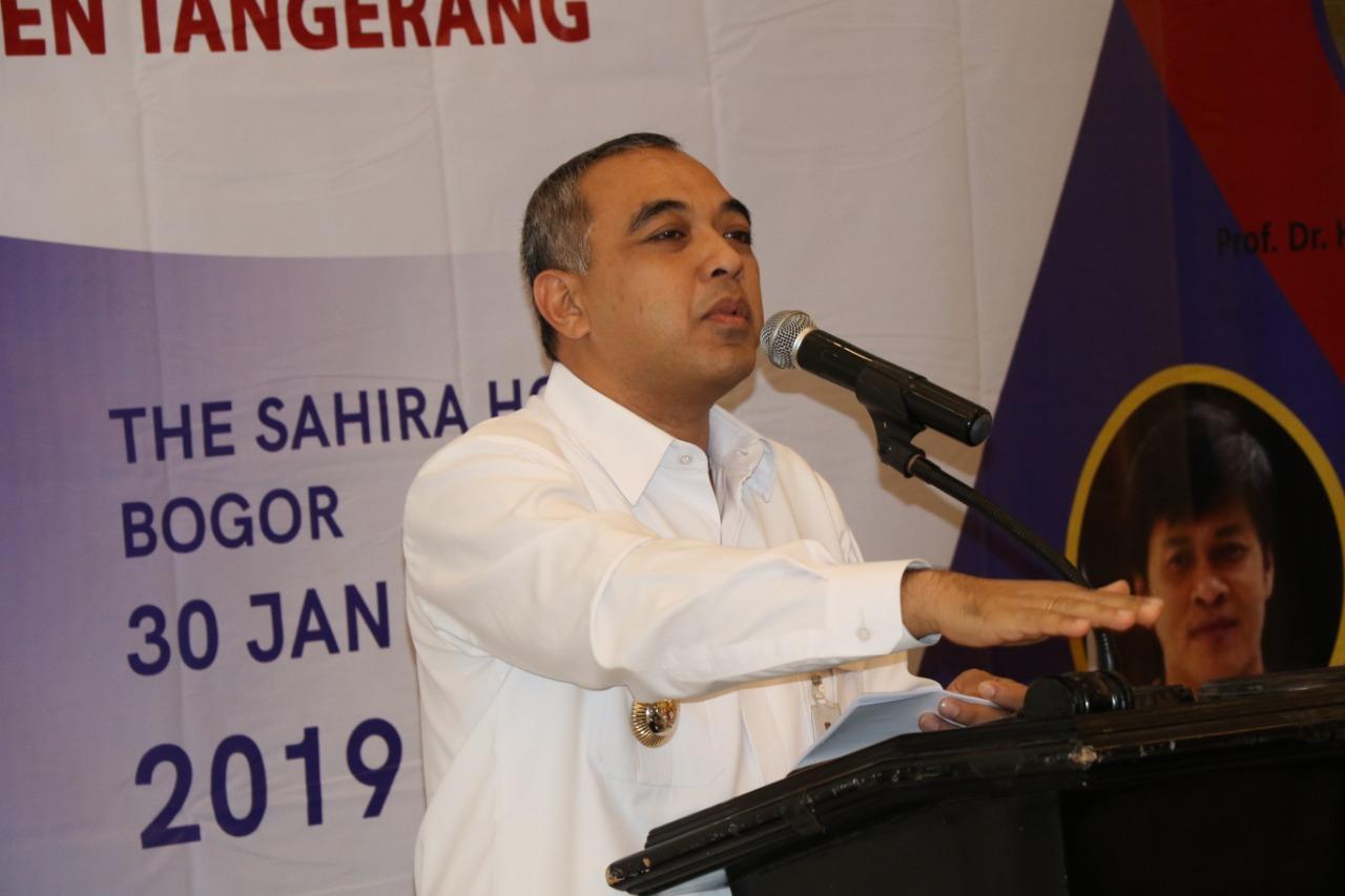 Zaki Bimtek di Bogor
