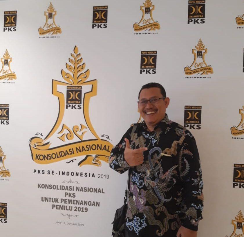 Ketua DPD PKS Kabupaten Lebak Dian Wahyudi